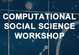 Computational Social Science Workshop graphic image