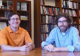 Scott Bokemper and Patrick Tucker
