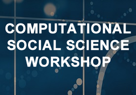 Computational Social Science Workshop graphic image